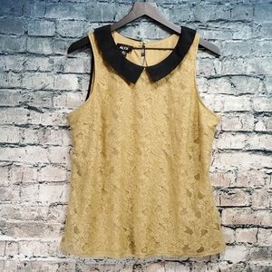 Alyx | Retro Style Lace Blouse